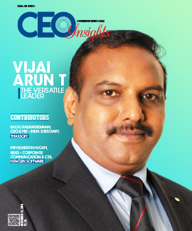 Vijai Arun T:  The Versatile Leader