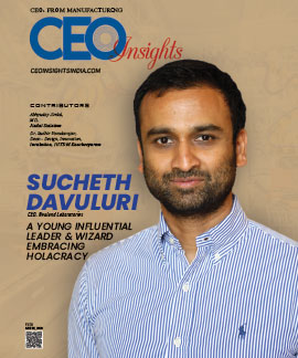 Sucheth Davuluri: A Young Influential Leader & Wizard Embracing Holacracy