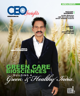 Green Care BioSciences: Building A Green & Healthy India