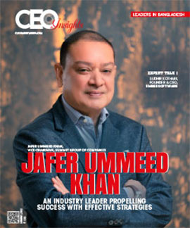 Jafer Ummeed Khan: An Industry Leader Propelling Success with Effective Strategies
