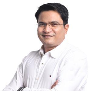 Dr. Sandip Patil, Founder & Director