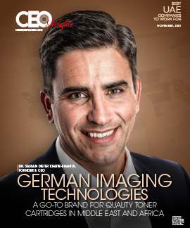 German Imaging Technologies: A Go - TO Brand for Quality Toner Cartridges in Middle East and Africa