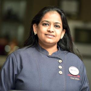 Anshu Archit Jhunjhunwala, Founder And Chef