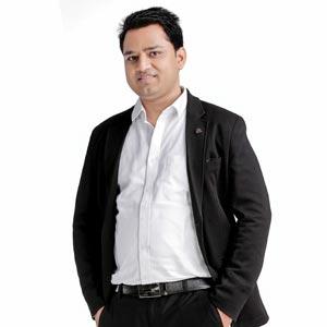 Ashish Jindal, Co-Founder