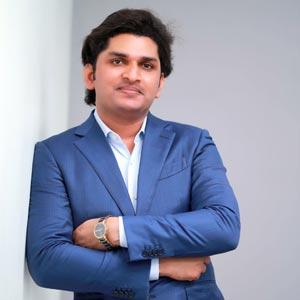 Naresh Chowdary, Managing Director