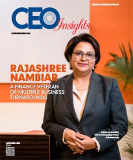 Rajashree Nambiar: A Finance Veteran Of Multiple Business Turnarounds