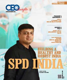 SPD India: Building A Healthy And Robust India