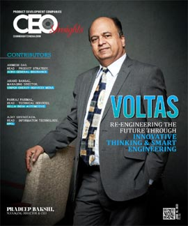 Voltas Re-Engineering The Future Through Innovative Thinking & Smart Engineering