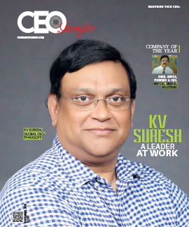 KV Suresh: A Leader At Work