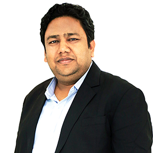 Ram Chhawchharia, Co-Founder & Director