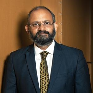 Shashi Shekhar, Managing Director