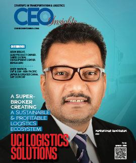 UCI Logistics Solutions: A Super - Broker Creating A Sustainable & Profitable Logistics Ecosystem