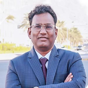 Bhupesh Chowdary, Chief Operating Officer & Chief Strategy Officer