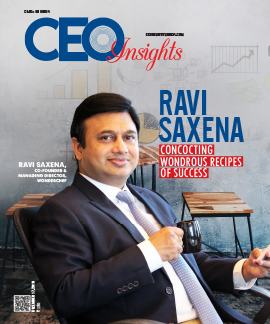 Ravi Saxena: Concocting Wondrous Recipes of Success