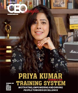 Priya Kumar Training System: Motivating, Empowering And Driving People Towards Excellence
