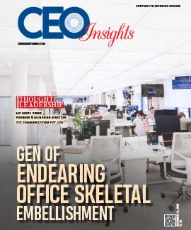 Gen Of Endearing Office Skeletal Embellishment