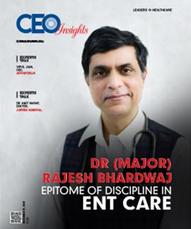 Dr (Major) Rajesh Bhardwaj: Epitome Of Discipline In ENT Care