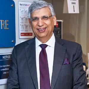 Suresh Madan, President & CEO, MyHealth Center