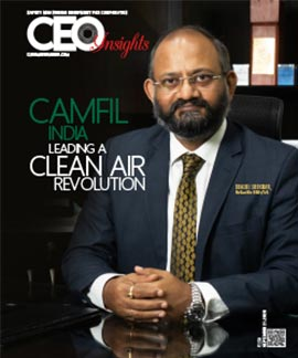 Camfil India: Leading A Clean Air Revolution