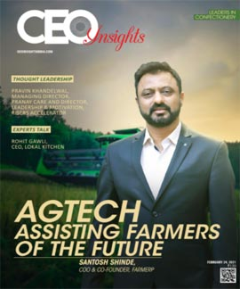 Agtech Assisting Farmers Of The Future