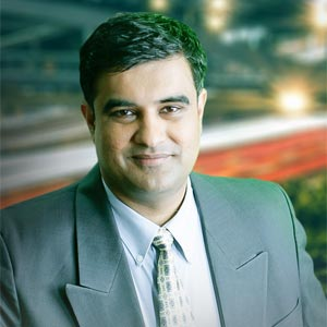Shashi Bhargava, Executive Vice President - Solutions & Products