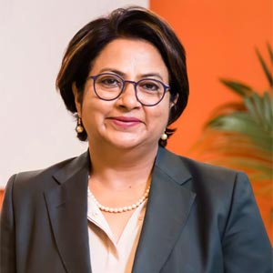 Rajashree Nambiar, CEO & Managing Director