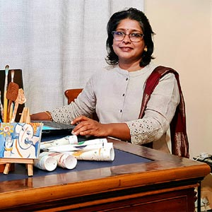 Sandhya K Sirsi, Founder & Chief Executive Officer