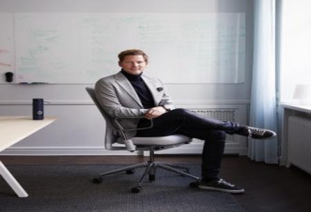 Anders Jacobson Wins 'Sweden's Top Super Talent' Award