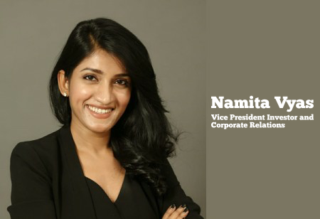 Eduvanz Ropes in Namita Vyas as VP Investor & Corp Relations to Fortify its Business