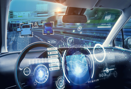RoboSense Road-Tests  Autonomous Vehicle Equipped with Smart LiDAR Sensors