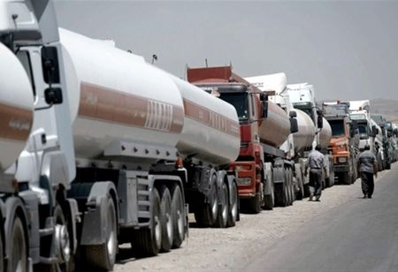 Lebanon Gets Tanker Trucks Carrying Iranian Oil
