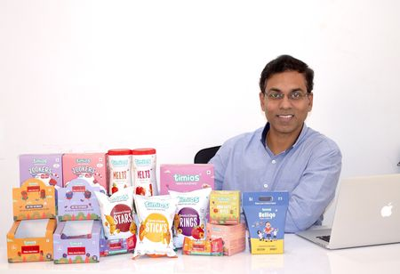 Childrens healthy snack brand Timios raises Pre Series A funding