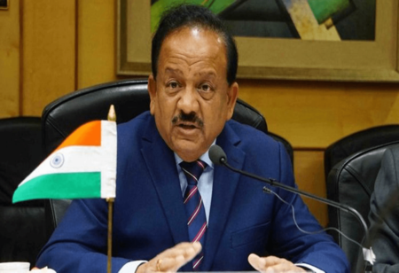 Union Health Minister Dr. Harsh Vardhan to chair WHO Executive Board