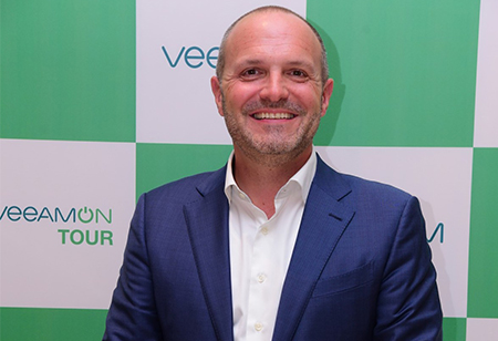 Alistair MacIntyre Takes Charge as Veeam's Vice President of Field Marketing for APJ Region