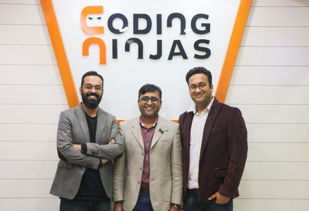 Coding Ninjas Raises Funds to the Tune of Rs. 37.10 Crore from Info Edge India