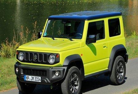 Maruti Suzuki Revising its Options to Introduce Jimny in India