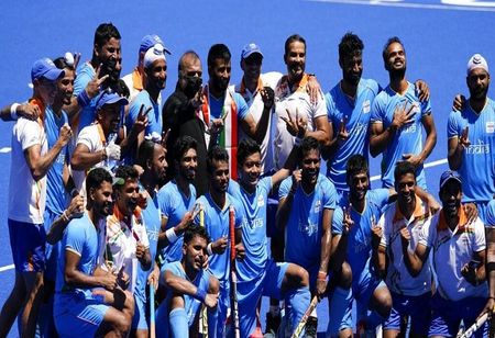 Olympics 2021: 41 Years' Wait Ended as Indian Men's Hockey won Bronze against Germany
