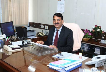 ITI Marketing Director Shri R.M. Agarwal entrusted with the additional charge of Chairman & Managing Director