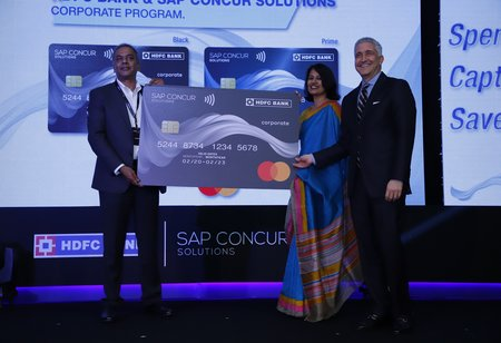 SAP Concur Solutions, HDFC Bank & Mastercard Associate to Make Business Travel a Seamless Experience