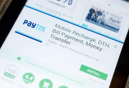 Google Effaces Paytm from Play Store Citing Policy Violation