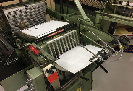 SunDance Acquires new EHD Series Kluge Die Cutter & Foil Stamper