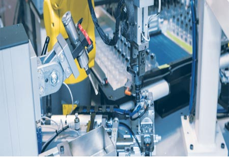 Automation In Machine Tool Manufacturing