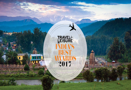 Hyatt Wins Top Honours at 'Travel and Leisure India's Best Awards 2017'