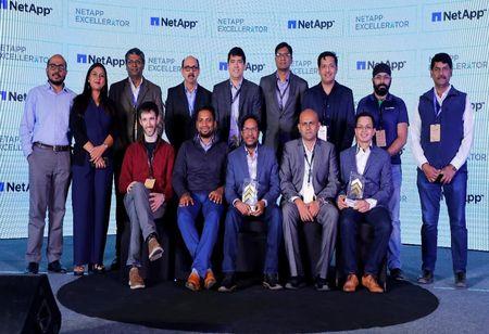 The NetApp Excellerator Program Rocket-Fuels B2B Tech Startup Ecosystem, Five More Startups Graduate