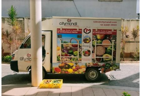 Following Aatmanirbhar Bharat, Citymandi launches Uber-ized Mobile Mart Model