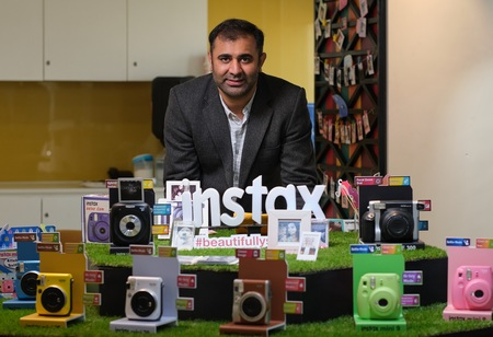 Fujifilm India ropes in Kunal Girotra as National Business Manager for Fujifilms INSTAX range of Cameras