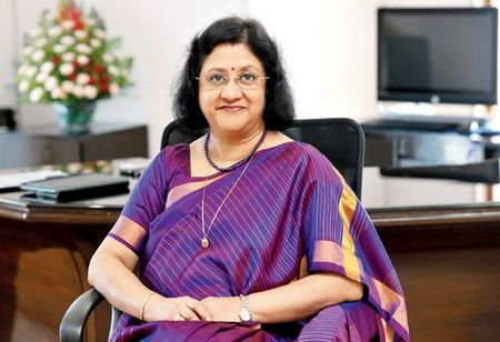 Arundhati Bhattacharya Appointed as the Chairman of SWIFT India