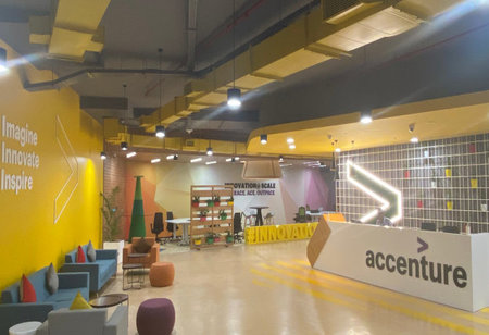 Accenture Launches Innovation Hub in Pune