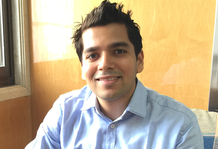 Piyush Jain, Co-founder & CEO, Impact Guru