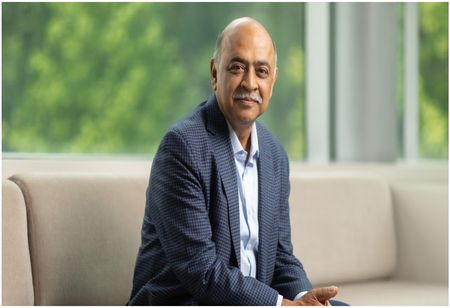 Indian-origin Arvind Krishna is the New IBM CEO